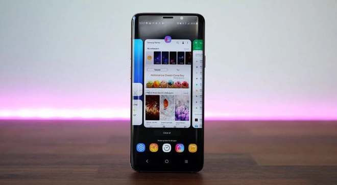 Loat smartphone Samsung, Xiaomi nang cap Android Pie nam 2019 hinh anh