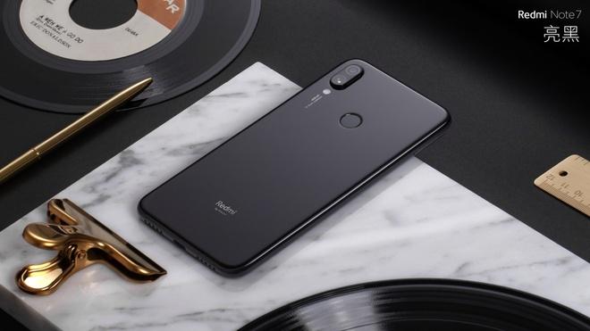Redmi Note 7 ra mat - camera 48 MP, gia tu 150 USD hinh anh 4