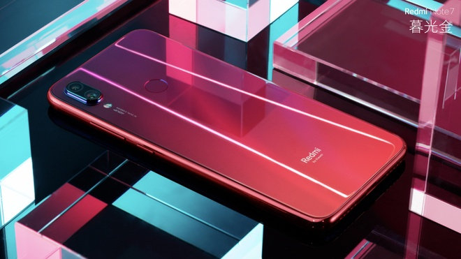 Redmi Note 7 ra mat - camera 48 MP, gia tu 150 USD hinh anh 7