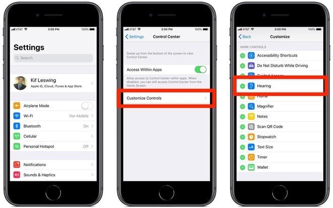 Tinh nang tren iPhone bi lam dung bien AirPods thanh thiet bi nghe len hinh anh 1
