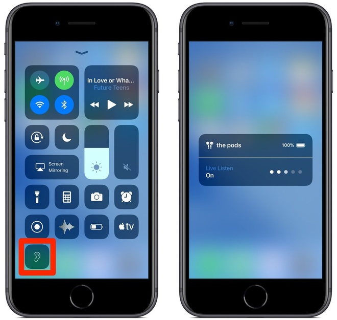 Tinh nang tren iPhone bi lam dung bien AirPods thanh thiet bi nghe len hinh anh 2