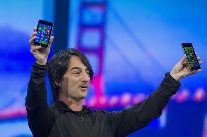 Microsoft: 'Ai con dung Lumia mau chuyen qua iOS hoac Android' hinh anh