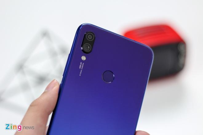 Redmi Note 7 ve VN - camera 48 MP, gia tu 4,5 trieu dong hinh anh 4