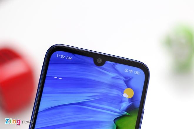 Redmi Note 7 ve VN - camera 48 MP, gia tu 4,5 trieu dong hinh anh 2