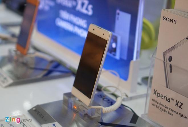 Sony khong con ban smartphone o Dong Nam A? hinh anh 1