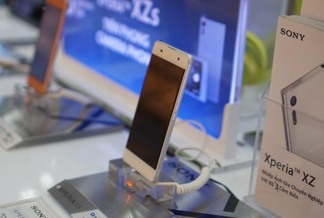 Sony khong con ban smartphone o Dong Nam A? hinh anh