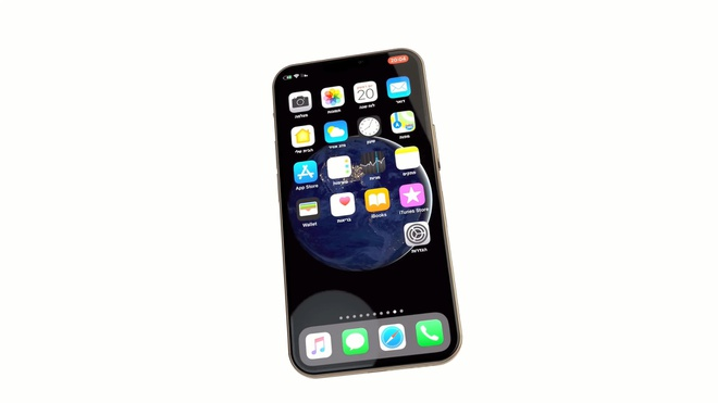 Ban dung iPhone 11 voi 3 camera, van tay duoi man hinh hinh anh 1