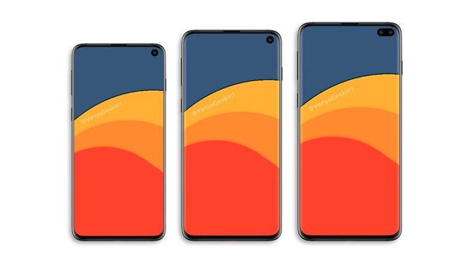 Galaxy S10 Plus se co ban 12 GB RAM, 1 TB bo nho, gia hon 1.800 USD hinh anh