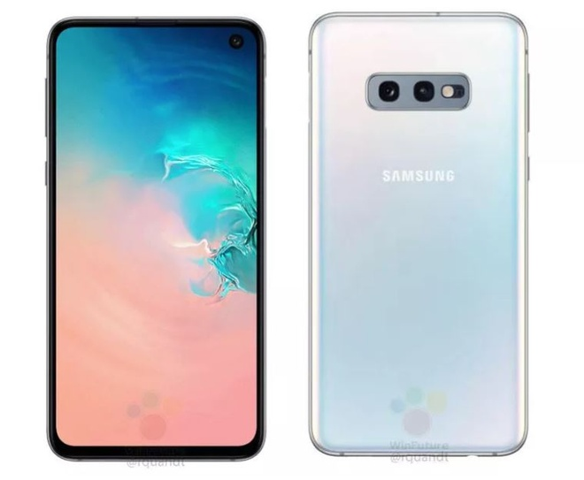 Galaxy S10 ban 'gia re' lo dien, dat hon iPhone XR hinh anh 1