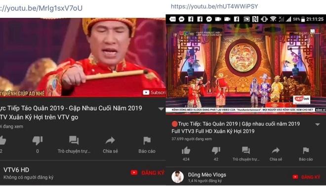 Tao quan 2019 bi vi pham ban quyen tren YouTube va Facebook hinh anh 1