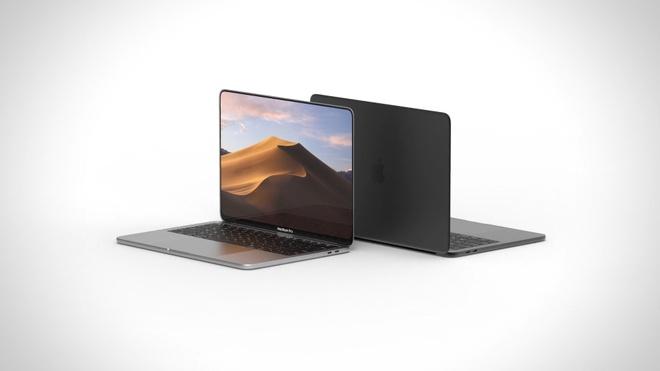 Concept MacBook Pro voi man hinh tran vien, ho tro Face ID hinh anh 2