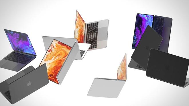 Concept MacBook Pro voi man hinh tran vien, ho tro Face ID hinh anh 7