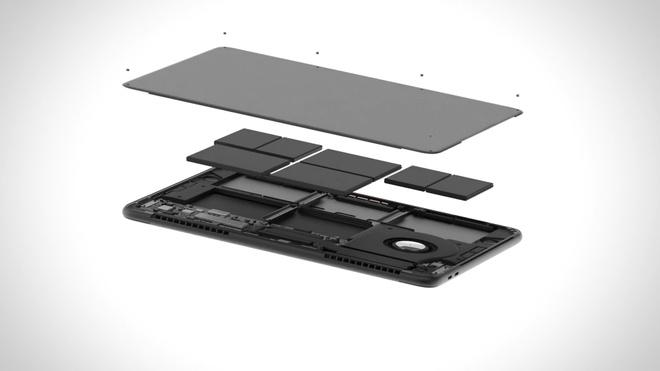 Concept MacBook Pro voi man hinh tran vien, ho tro Face ID hinh anh 6