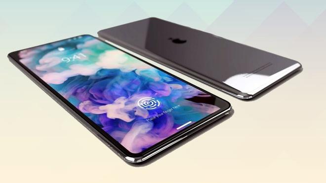 Ban dung chiec iPhone khong lo, ho tro module 3 camera hinh anh