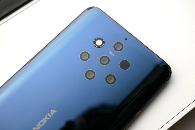 Nokia 9 PureView 'to ong' gay am anh cho 16% dan so the gioi? hinh anh 1