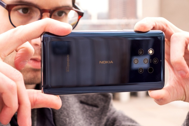 Nokia 9 PureView voi camera 'to ong' chinh thuc ra mat hinh anh 1