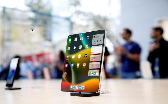 iPhone X man hinh gap se trong nhu the nao? hinh anh 1