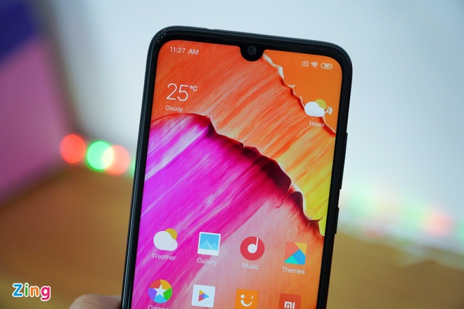 tren tay Redmi Note 7 Pro anh 1