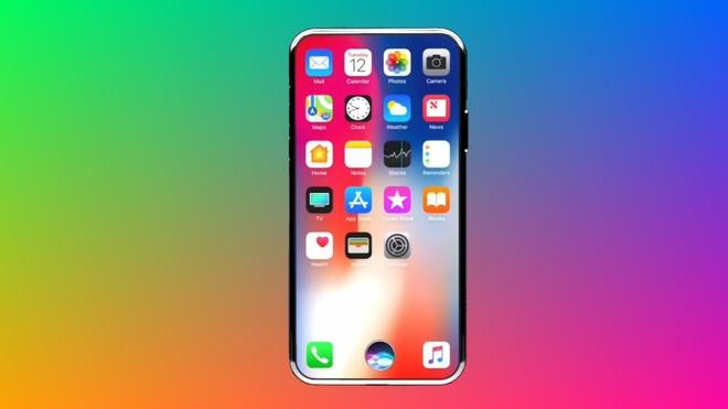 Ban dung iPhone X 2020: 3 camera, ho tro van tay duoi man hinh hinh anh
