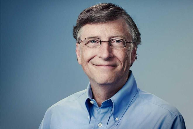 Ty phu Bill Gates nhay dieu 'con ga' trong hop dem tai Miami hinh anh