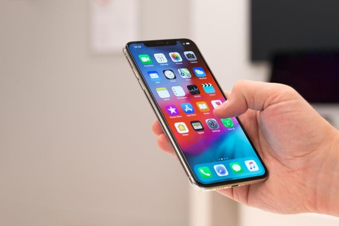 iPhone XS cu ve VN voi muc gia 'tren troi' hinh anh 2
