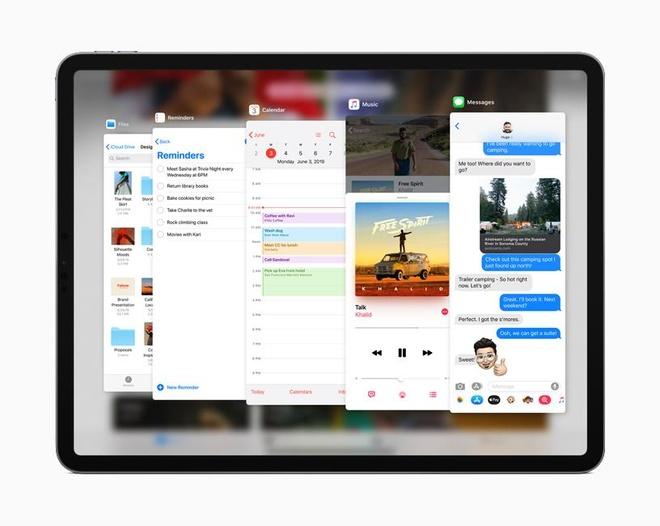 Tam biet iPhone 6, thiet bi nao duoc 'len doi' iOS 13 va iPadOS? hinh anh 1
