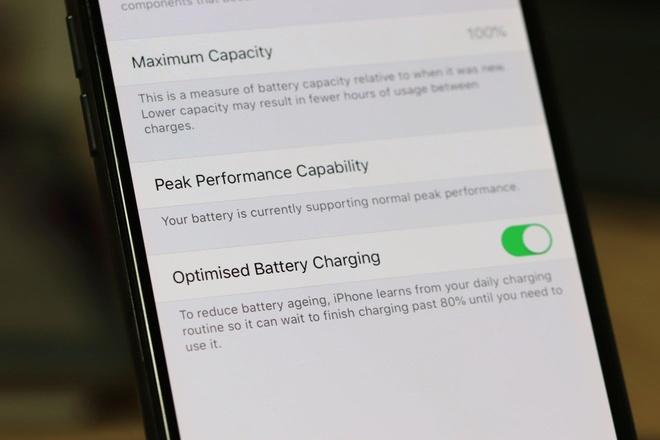 Pin của iPhone sẽ 'sống' lâu hơn nhờ iOS 13