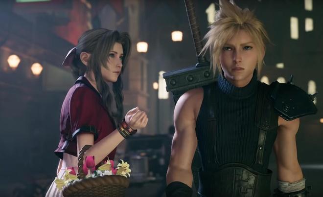 Final Fantasy VII Remake sẽ ra mắt tháng 3/2020