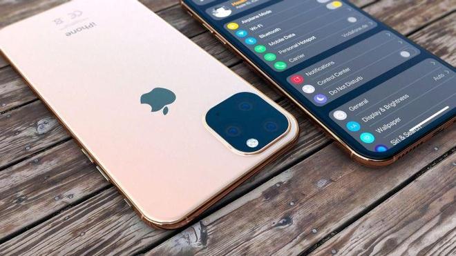 iPhone se co man hinh 'khong lo', ho tro 5G vao nam 2020 hinh anh 1