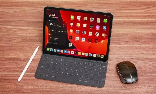 Dung mong iPad co the thay the laptop hinh anh 1
