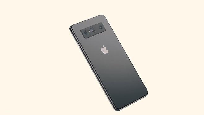 Ban dung iPhone Pro - camera selfie an duoi man hinh, van tay sieu am hinh anh 5