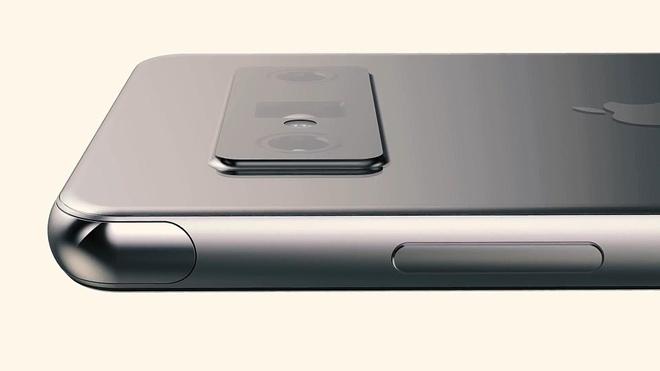 Ban dung iPhone Pro - camera selfie an duoi man hinh, van tay sieu am hinh anh 6