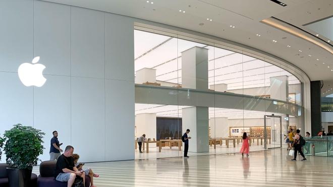 Apple Store tai 'ky quan san bay' Changi co gi hap dan? hinh anh 1