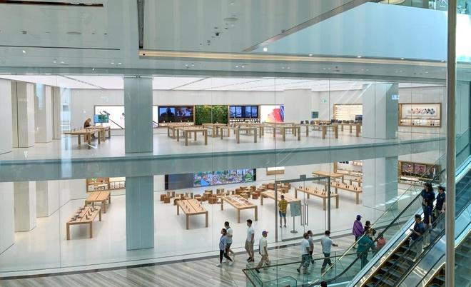 Apple Store tai 'ky quan san bay' Changi co gi hap dan? hinh anh 2