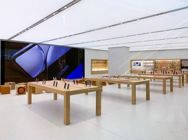 Apple Store tai 'ky quan san bay' Changi co gi hap dan? hinh anh 4