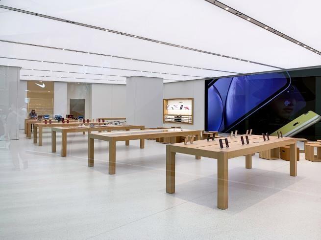 Apple Store tai 'ky quan san bay' Changi co gi hap dan? hinh anh 5