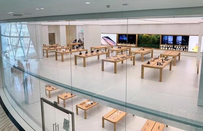 Apple Store tai 'ky quan san bay' Changi co gi hap dan? hinh anh 3