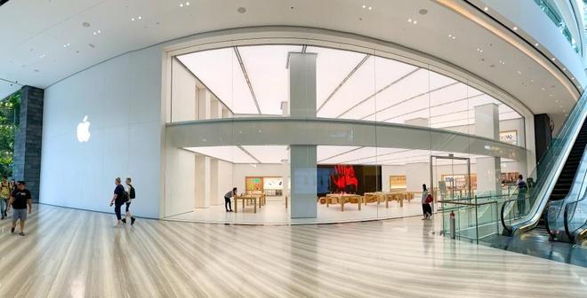 Apple Store tai 'ky quan san bay' Changi co gi hap dan? hinh anh 6