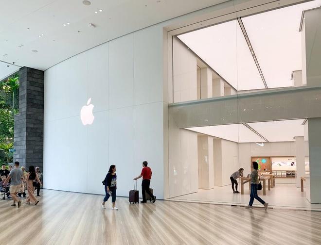 Apple Store tai 'ky quan san bay' Changi co gi hap dan? hinh anh 7
