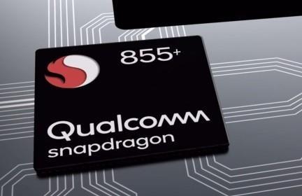 Snapdragon 855 Plus ra mat - chuyen game, 5G, co som tren ROG Phone II hinh anh 1