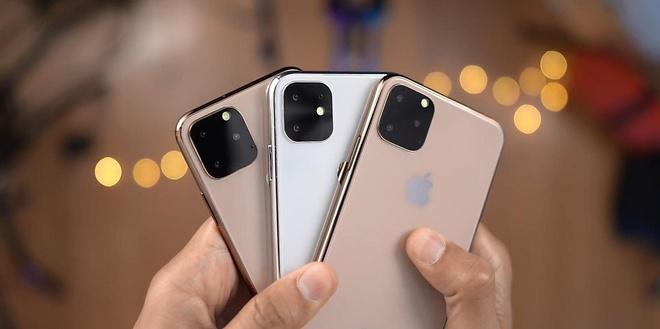 Đây là mô hình của 3 chiếc iPhone 11, 11 Max và 11R. Chúng được tạo ra dựa trên các thông tin rò rỉ trong thời gian qua.