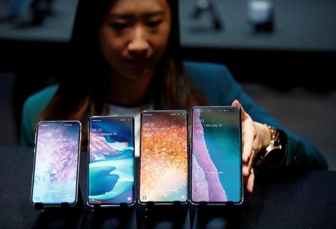 Samsung dang sut giam doanh thu du van chac ngoi dau hinh anh 2