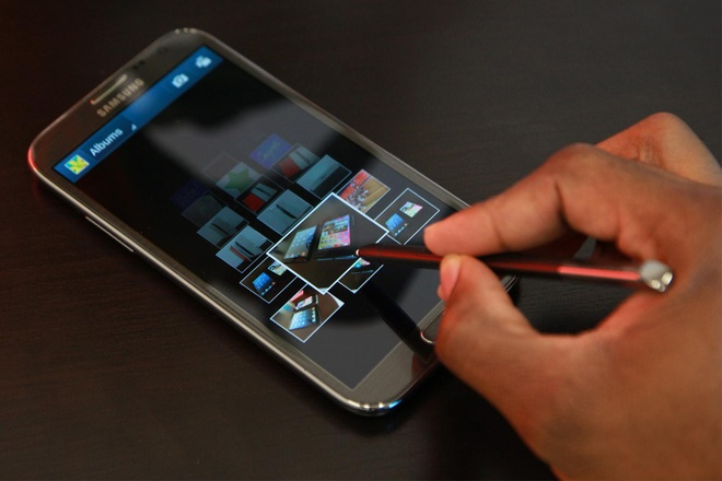 But S Pen tren Galaxy Note 'tien hoa' the nao sau 9 nam? hinh anh 2