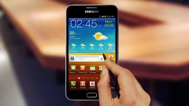 But S Pen tren Galaxy Note 'tien hoa' the nao sau 9 nam? hinh anh 1