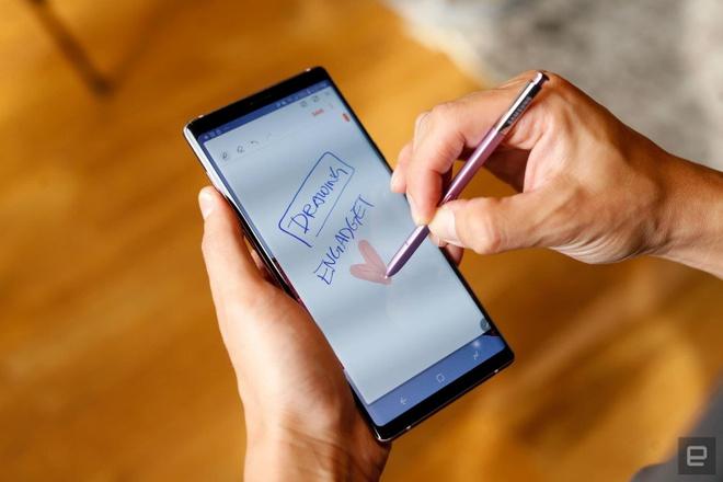 But S Pen tren Galaxy Note 'tien hoa' the nao sau 9 nam? hinh anh 8