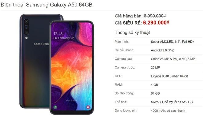 Dien Thoai Sieu Re cua TGDD chi ban smartphone duoi 8 trieu hinh anh 2