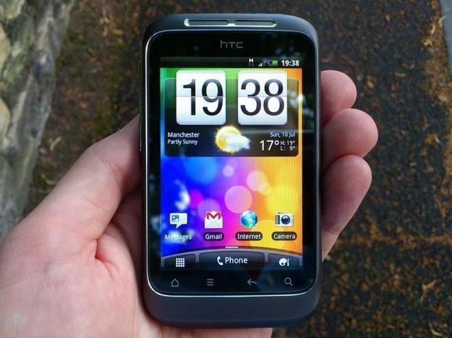HTC Wildfire X ra mat anh 9
