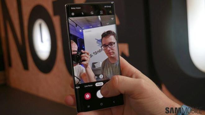 Day la nhung dieu thu vi tren Galaxy Note10 ma Samsung chua noi hinh anh 7