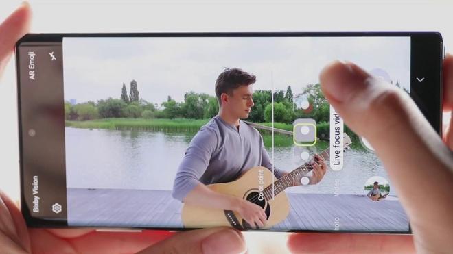 Day la nhung dieu thu vi tren Galaxy Note10 ma Samsung chua noi hinh anh 8