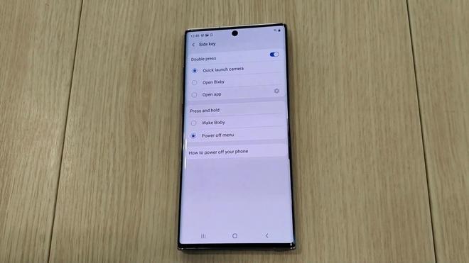 Day la nhung dieu thu vi tren Galaxy Note10 ma Samsung chua noi hinh anh 6